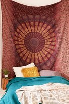 Urban Outfitters Bleached Medallion Tapestry