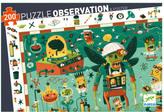 Djeco Crazy Lab Puzzle - 200 Pieces