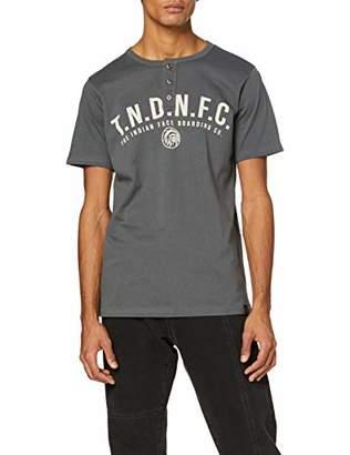 THE INDIAN FACE Men's 01-096-02 T-Shirt, (Lead), S