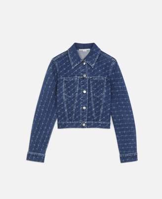 Stella McCartney Cropped Denim Jacket, Women's