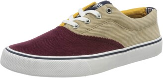 Sperry Mens Striper II CVO Corduroy Sneaker