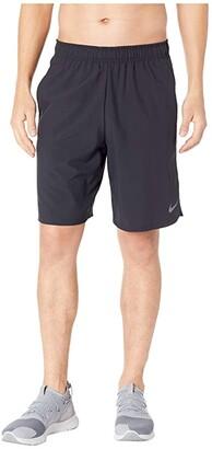 Nike Flex Shorts Woven 2.0 (Black/Dark Grey) Men's Shorts