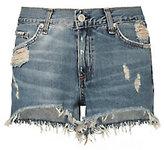 Rag & Bone Winnie Cut Off Denim Shorts