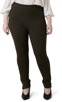 Marée Pour Toi Skinny Compression Knit Pants