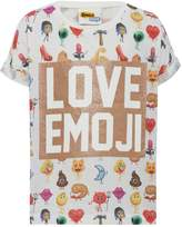 M&Co The Emoji Movie print t-shirt