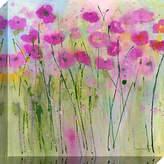 John Lewis Sue Fenlon - By The Garden Gate Print on Canvas, 40 x 40cm