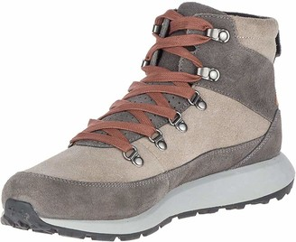Merrell mens Ashford Classic Chukka Leather Hiking Boot