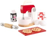 Kid Kraft Wooden Baking Set - Red and White