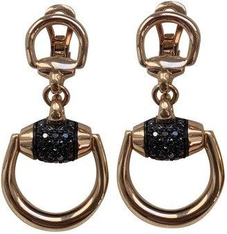 Gucci Mors Gold Pink gold Earrings
