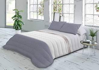 BEIGE Don't Cotton Musk Duvet, algodón-poliéster, Beige, Queen, 54 x 59 x 20 cm