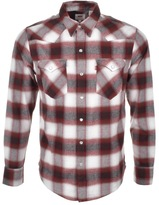 Levi's Levis Barstow Western Check Shirt Red