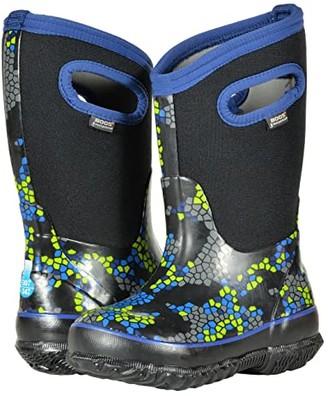 Bogs Classic Axel (Toddler/Little Kid/Big Kid) (Black Multi) Boys Shoes