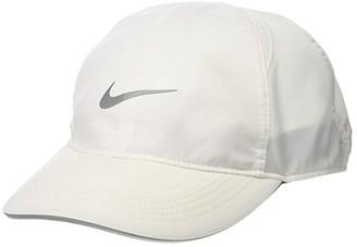Nike Featherlight Cap Run (White) Caps