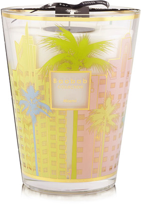 Baobab Collection Max 24 Cities Miami Candle