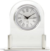 Marks and Spencer Glass Alarm Clock