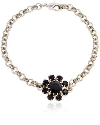 Rosaspina Firenze Florentine Garden Bracelet In Black
