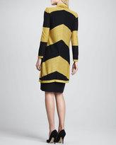 Misook Sleeveless Jersey Dress