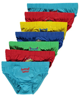 George 7 Pack Day of the Week Briefs