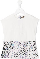 Roberto Cavalli printed T-shirt - kids - Cotton/Spandex/Elastane - 2 yrs