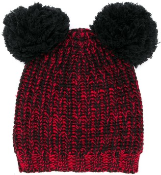 Marni Chinese New Year 2020 pom-pom hat