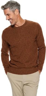 Croft & Barrow Men's Extra Soft Crewneck Sweater