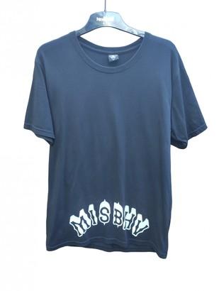 Misbhv Black Cotton Tops