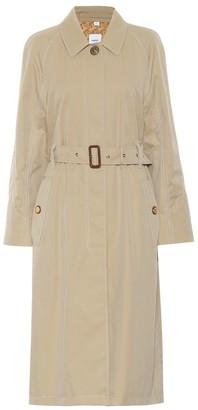 Burberry Tropical gabardine car coat