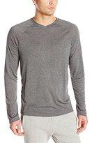 Van Heusen Men's Jersey Knit V-Neck Sleep Top