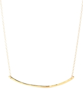 Gorjana Taner Bar Large Necklace in Gold