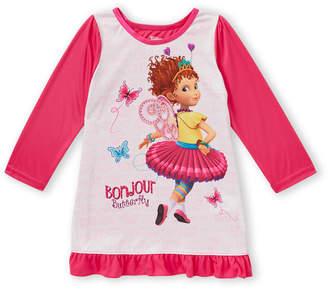 American Marketing (Toddler Girls) Bonjour Butterfly Long Sleeve T-Shirt Dress