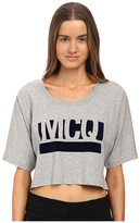 McQ by Alexander McQueen Cropped T-Sleeve