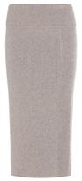 Calvin Klein Collection Crystal cashmere midi skirt