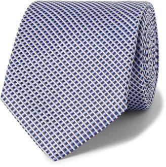 HUGO BOSS 7cm Silk-Jacquard Tie