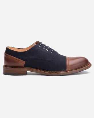 Express Vintage Foundry Men'S Bailey Dress Shoes