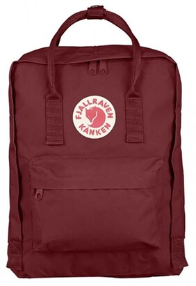 Fjallraven Kanken Original Backpack Ox Red