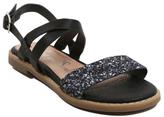 George Glitter Detail Sandals