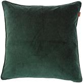 Gant Velvet Cushion Pine Green