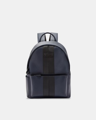 Ted Baker Twill Detail Backpack