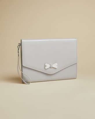 Ted Baker Bow Detail Envelope Pouch