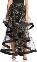 Aqua Zendaya x Glitter Star Maxi Skirt - 100% Exclusive