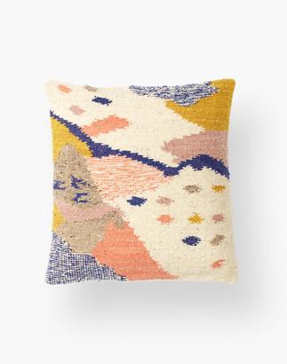 Madewell MINNA Wool Cartographer Pillow