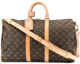 Louis Vuitton Pre Owned Keepall 45 Bandouliere 2way Travel handbag