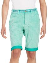 PRPS Chase Dyed Cotton Shorts