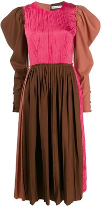 REJINA PYO Pleated Midi Dress