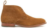 Grenson Marcus Suede Desert Boots Snuff