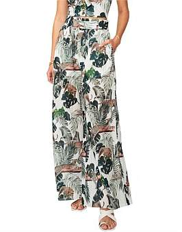 SUBOO Xenia Wide Leg Pant