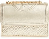 Tory Burch Small Fleming Quilted Leather Shoulder Bag