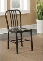 Jace Contemporary Dining Chair Brayden Studio Finish: Black