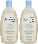 Aveeno Baby Baby Wash & Shampoo