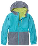 L.L. Bean Kids Casco Bay Windbreaker Jacket